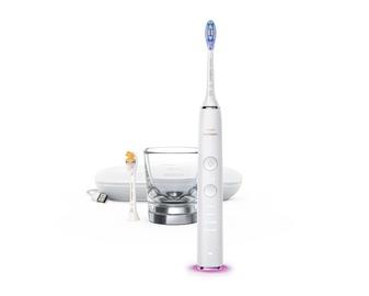 Электрическая зубная щетка Philips HX9917/88, белый