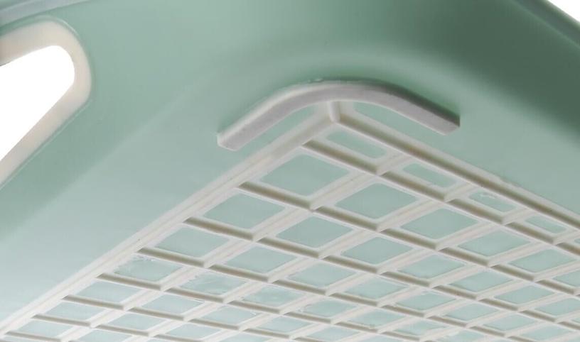 Galicja Plastic Tray Green 45x32cm