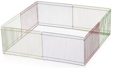 Клетка для грызунов Beeztees Rodent Playpen, 850 мм x 850 мм x 340 мм