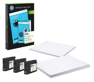 HP Cartridge For HP CMY+Paper