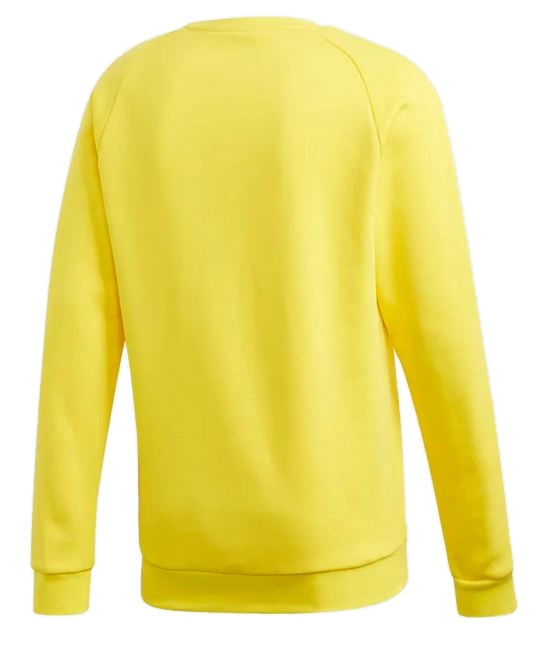 Adidas Core 18 Sweatshirt FS1897 Yellow 2XL