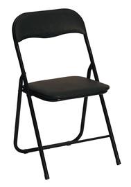 Sulankstoma kėdė K5, juoda