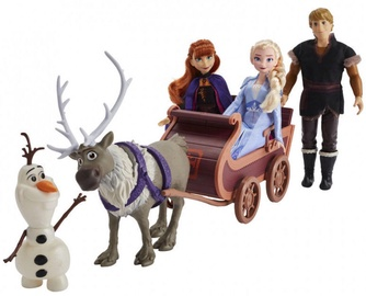 Žaislinė figūrėlė Hasbro Disney Frozen II Set With Sledges E5517