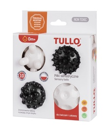Tullo Sensory Balls Day & Night 4pcs 461