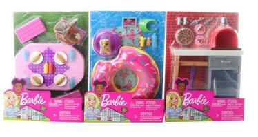 Mattel Barbie Outdoor Furniture Set FXG37