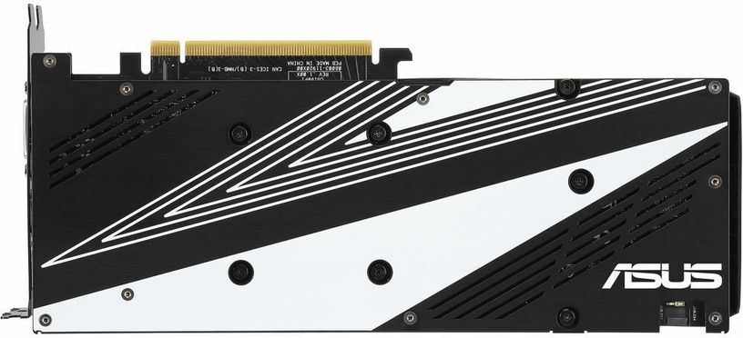 Asus GeForce RTX 2060 Dual Advanced Edition 6GB GDDR6 PCIE DUAL-RTX2060-A6G