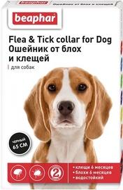 Beaphar Flea & Tick Collar for Dogs 65cm Black