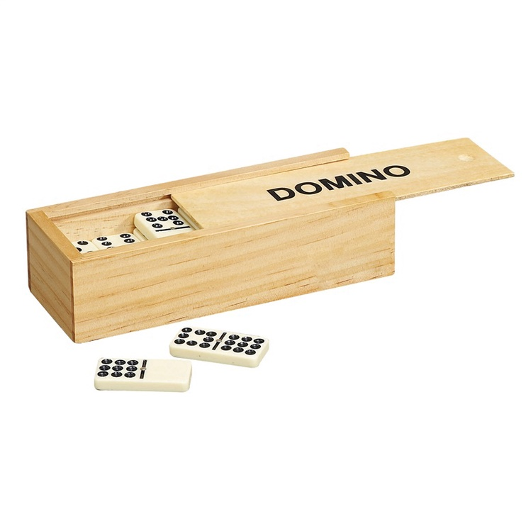 Stalo žaidimas Classic World Domino HJC93246