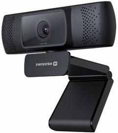 Swissten Full HD Web Cam SW-WEB-CAM-BK