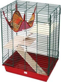 ZooMark Chinchilla Cage Set