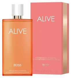 Hugo Boss Alive Bath And Shower Gel 200ml
