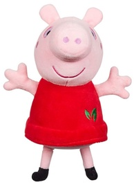 Character Toys Peppa Pig Red Dress Peppa 20cm