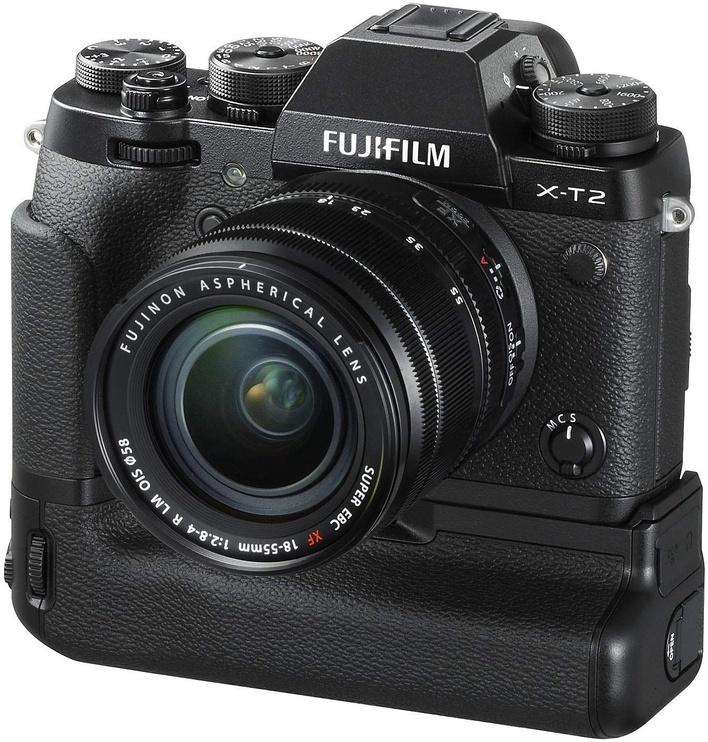Fujifilm Vertical Power Boost Grip VPB-XT2
