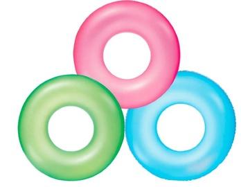Piepūšams riņķis Bestway 36024, zila/zaļa/rozā/daudzkrāsains, 76 mm