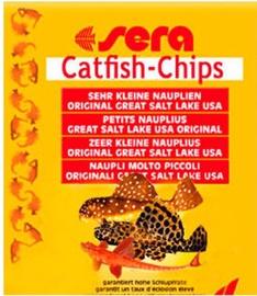 Sera Catfish Chips 15g