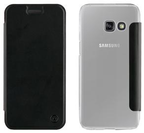 Muvit Folio Cover For Samsung Galaxy A3 A320 Black