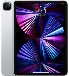 "Planšetė Apple iPad Pro 11 Wi-Fi (2021), sidabro, 11"", 16GB/2TB"