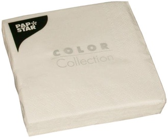 Pap Star Color Collection 25 x 25cm White 20pcs