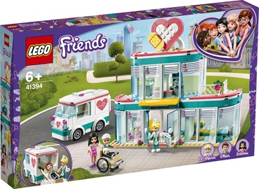 Конструктор LEGO® Friends 41394 Городская больница Хартлейк Сити