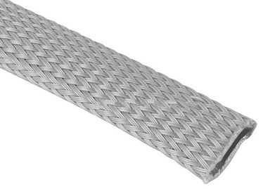 Techflex Clean Cut Sleeve 13mm Grey 1m