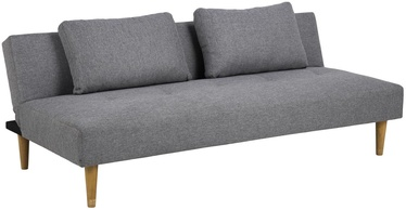 Home4you Sofa Bed Lucca Light Gray
