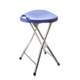 Salokāms vannas krēsls Gedy CO75 05, 46,5x30x7cm, zils