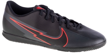 Nike Mercurial Vapor 13 Club IC AT7997 060 Black/Red 45.5