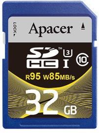 Apacer 32GB SDHC UHS-I U3 Class 10