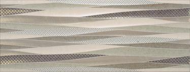Intercerama Wall Tiles Luna 23x60cm Beige Str.