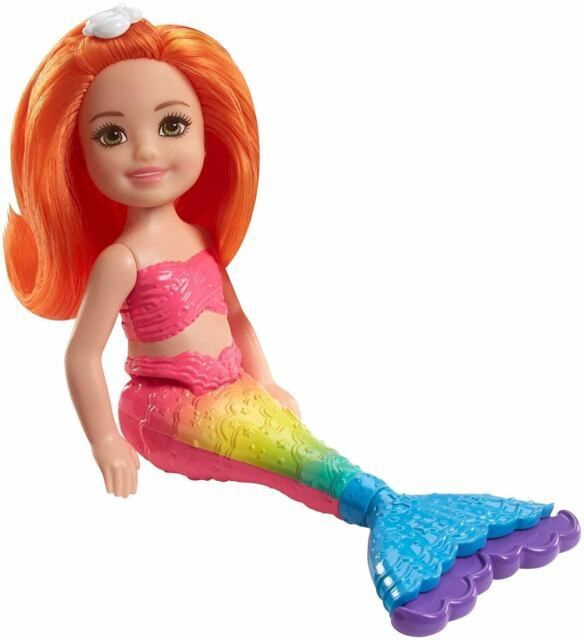 Lelle Mattel Barbie Dreamtopia Small Mermaid FKN03