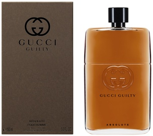 Gucci Guilty Absolute Pour Homme 150ml EDP