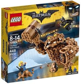 LEGO Batman Clayface Splat Attack 70904