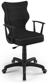 Офисный стул Entelo Norm, черный/серый