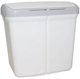 Meliconi Ecobin White 50l