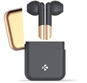 MyKronoz ZeBuds Wireless Earbuds Gun Metal