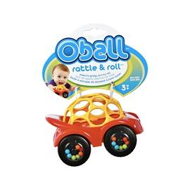 Kūdikių barškutis mašina Oball 81510, 3 mėn.