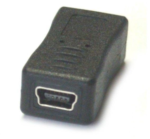 Prolink Mini USB to Micro USB Adapter Black