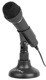 Natec Adder Microphone Black