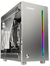 Zalman Z-Machine 300 mATX Silver