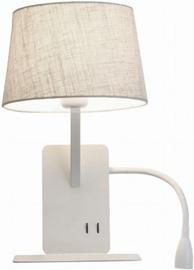 Lampa Light Prestige Dakota LP-2121/1W R WH, 60 W, 1 gab.