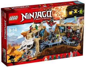LEGO Ninjago Samurai X Cave Chaos 70596