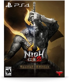 Игра для PlayStation 4 (PS4) Nioh 2 Special Edition PS4