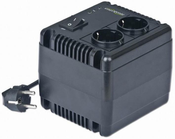 Energenie Automatic AC Voltage Regulator and Stabilizer EG-AVR-0801