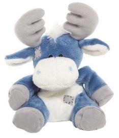 Carte Blanche My Blue Nose Friends Moose 10cm