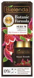 Сыворотка для лица Bielenda Botanic Formula Pomegranate Oil + Amaranth, 15 мл
