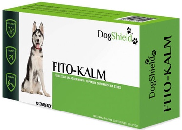 DogShield Fito-Kalm 45 Tablets