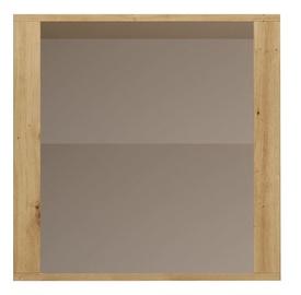 Peegel WIPMEB MOW MW4 Artisan Oak, riputatav, 80x80 cm