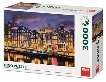 Dino Puzzle Amsterdam 3000pcs