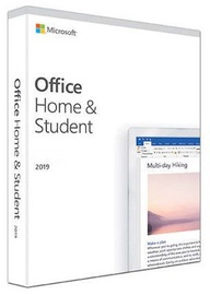 Microsoft Office Home and Student 2019 FPP English Medialess Box