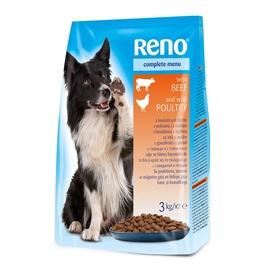 Sausas ėdalas šunims Reno, 3 kg.